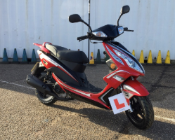 WK-TTR50-Automatic-Scooter